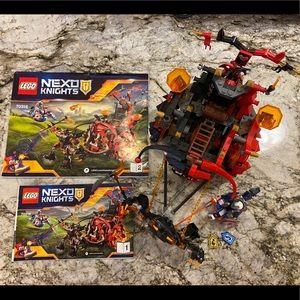Lego 70316 Nexo Knights Jestro's Evil Mobile Set